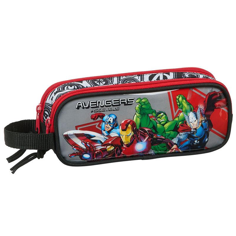 Portatodo Doble Vengadores Avengers Heroes Marvel
