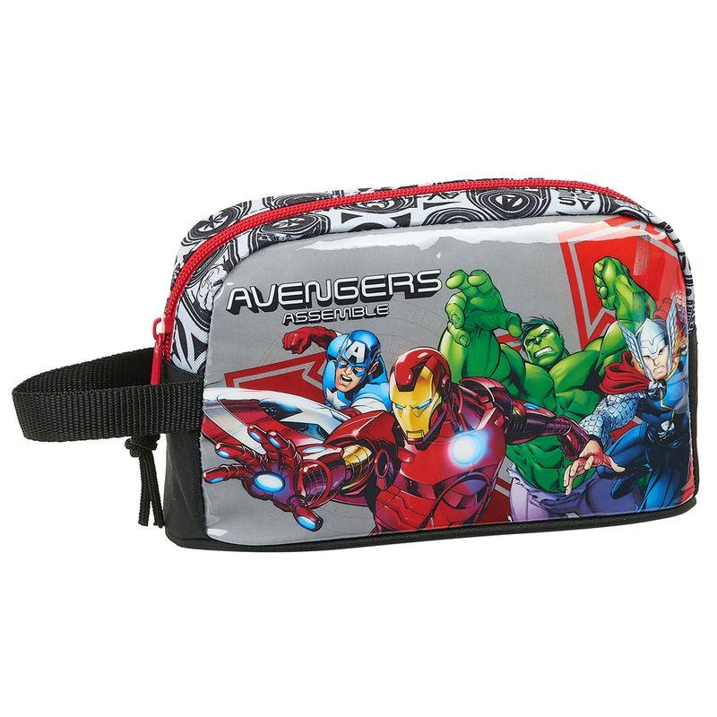 Portadesayunos Vengadores Avengers Heroes Marvel termo