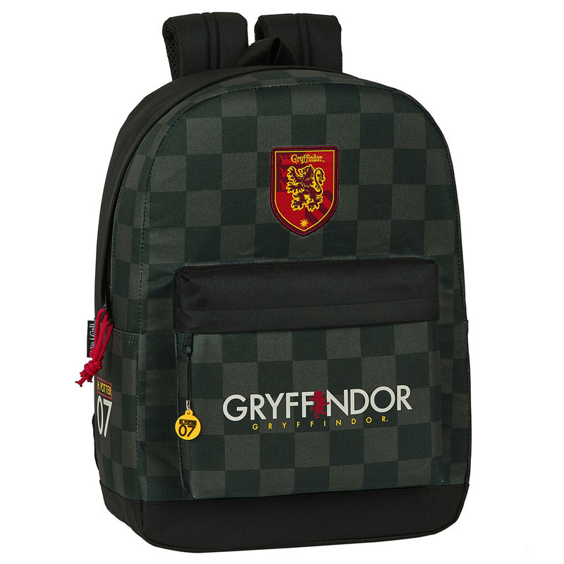 Mochila Gryffindor Harry Potter adaptable a carro 43cm