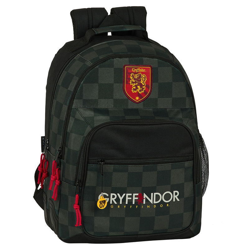 Mochila Gryffindor Harry Potter adaptable a carro 42cm
