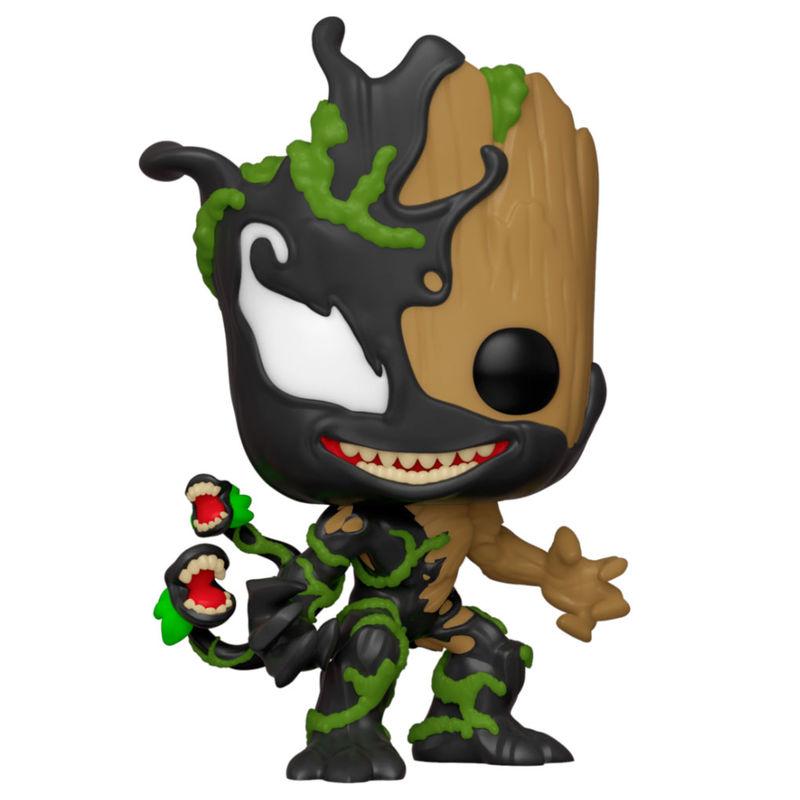 Funko POP o Figura POP Marvel Max Venom Groot