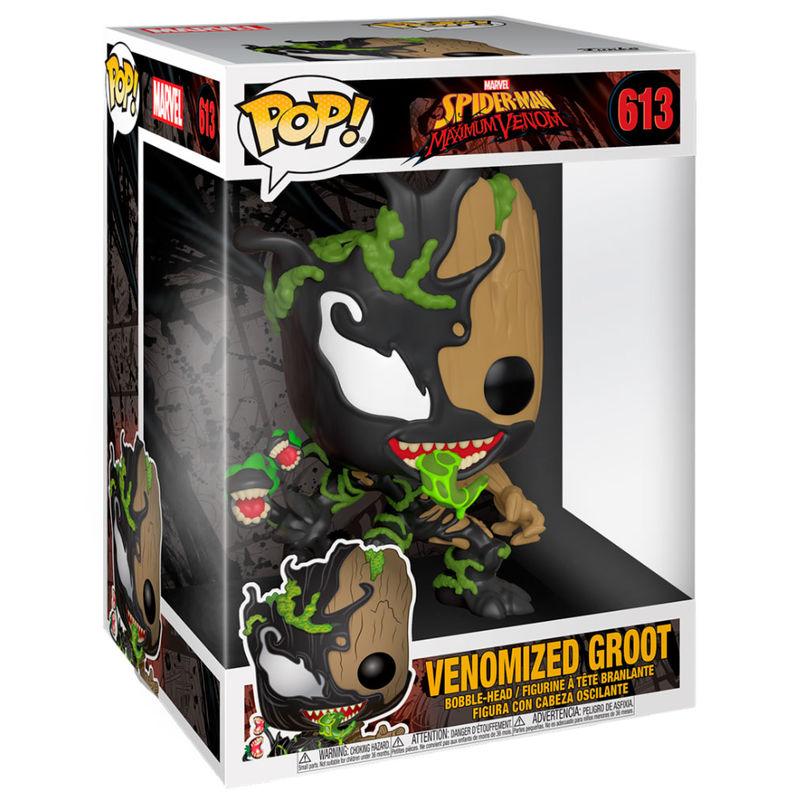 Funko POP o Figura POP Marvel Max Venom Groot 25cm (2)