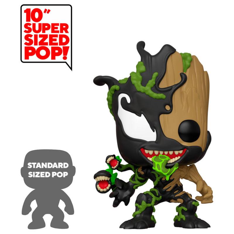 Funko POP o Figura POP Marvel Max Venom Groot 25cm