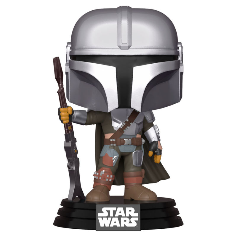 Funko POP o Figura POP Star Wars Mandalorian The Mandalorian