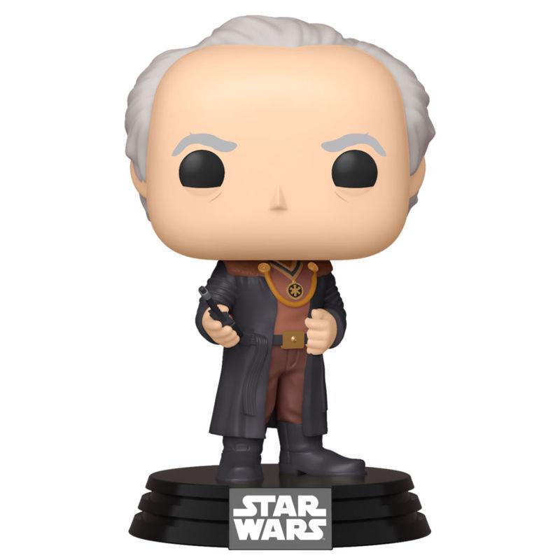 Funko POP o Figura POP Star Wars Mandalorian The Client