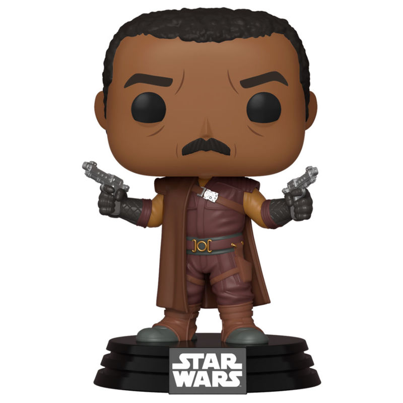 Funko POP o Figura POP Star Wars Mandalorian Greef Karga