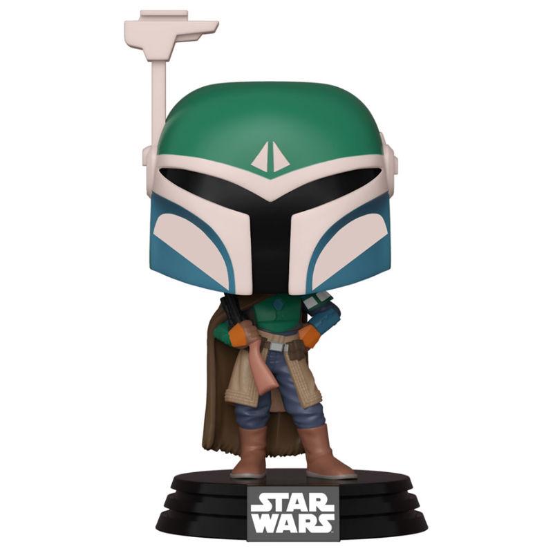 Funko POP o Figura POP Star Wars Mandalorian Covert Mandalorian