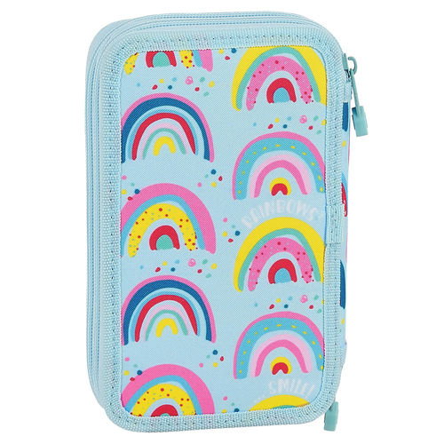 Plumier Glowlab Rainbow doble 28pzs