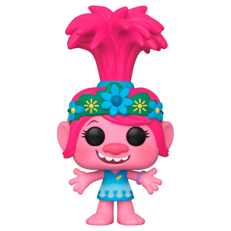 Funko POP o Figura POP Trolls World Tour Poppy