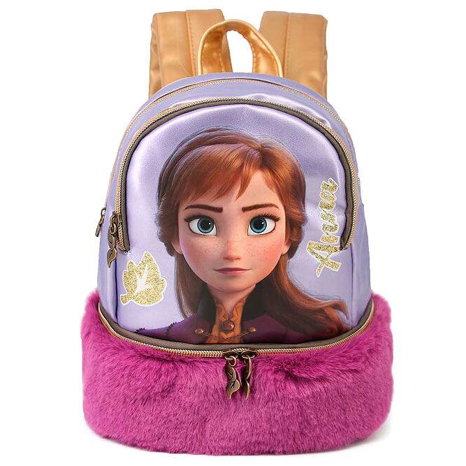 Mochila Anna Frozen 2 Disney 25cm