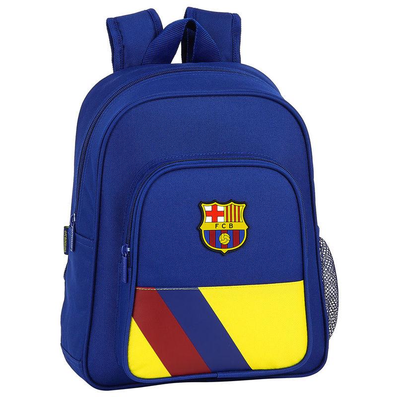 Mochila F.C. Barcelona Segunda Equipacion adaptable 33cm 8412688364527