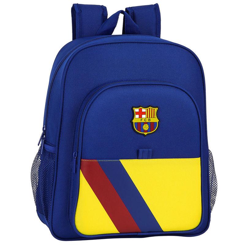 Mochila F.C. Barcelona Segunda Equipacion adaptable 38cm 8412688364534