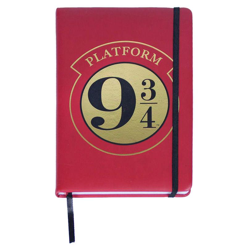 Cuaderno A5 premium Platform 9 3/4 Harry Potter 8427934298839