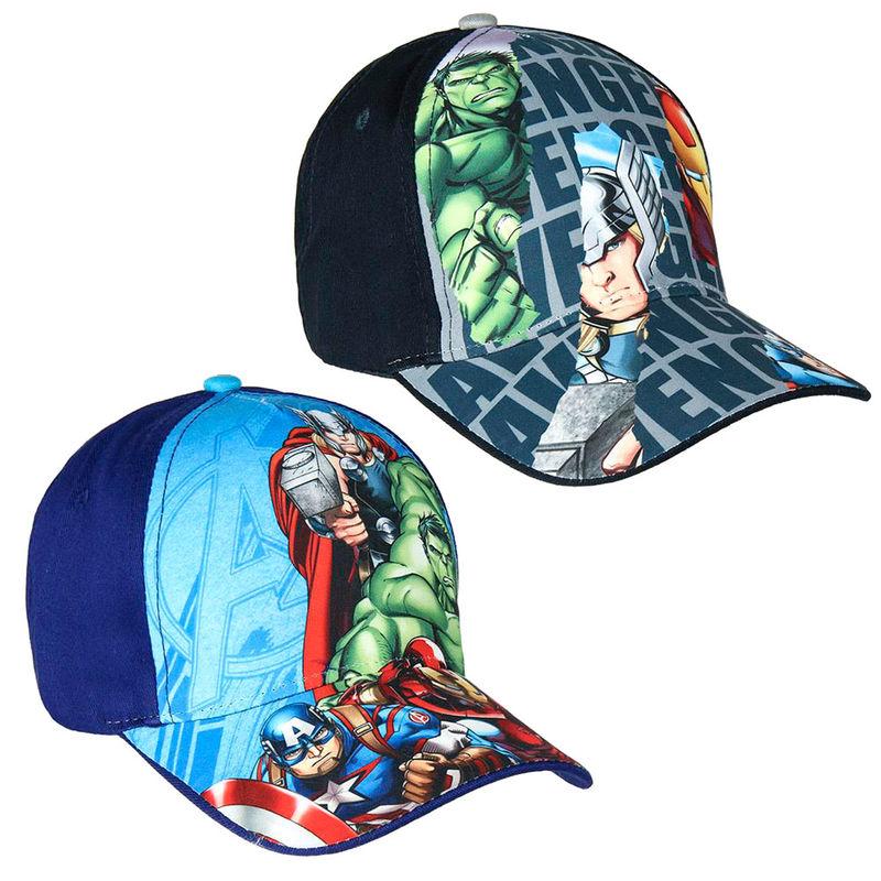 Gorra Vengadores Avengers Marvel surtido 8427934381814