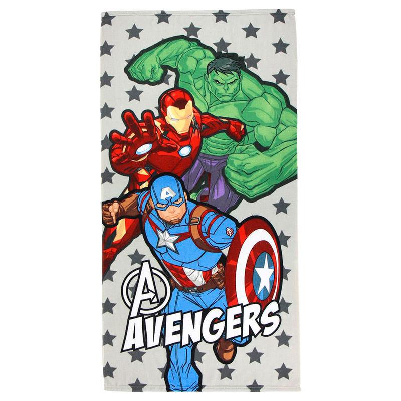 Toalla Vengadores Avengers Marvel microfibra 8427934395378