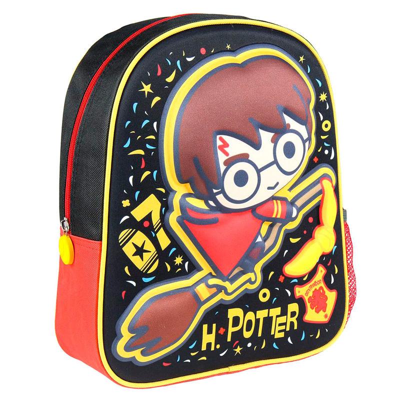 Mochila 3D Harry Potter 31cm 8427934397334