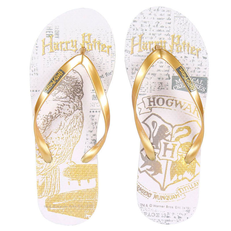Chanclas premium Hogwarts Harry Potter