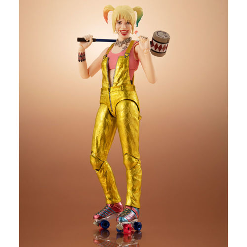 Dc Comics Birds Of Prey Harley Quinn Figure 15cm