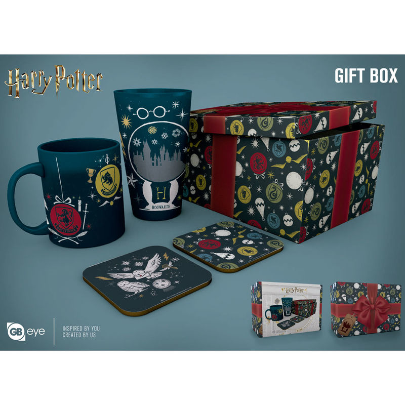 Caja regalo Magical Christmas Harry Potter