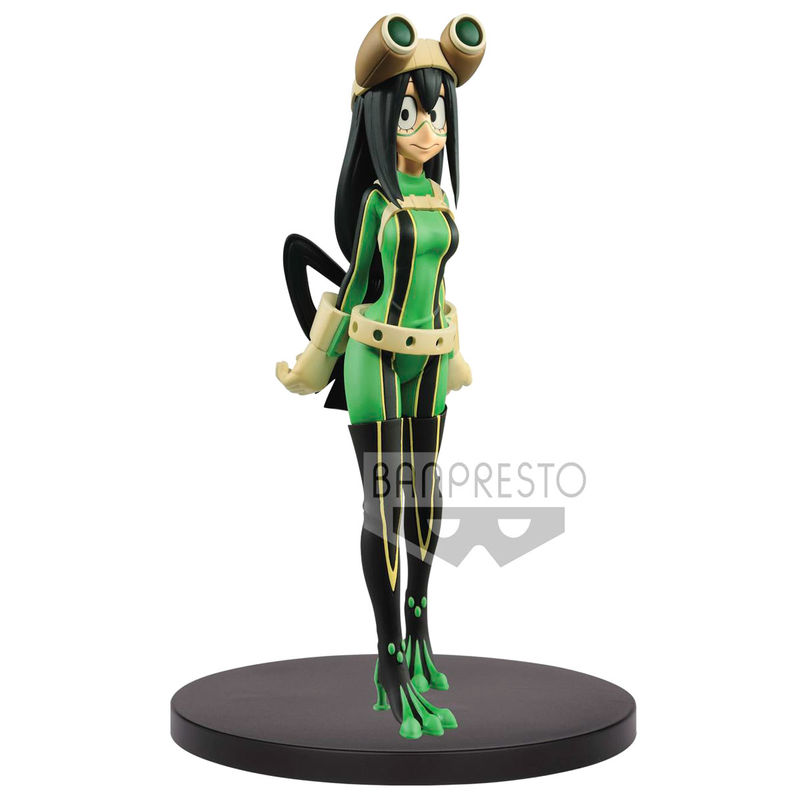 Figura Tsuyu Asui My Hero Academia Age of Heroes-Froppy and Uravity 15cm