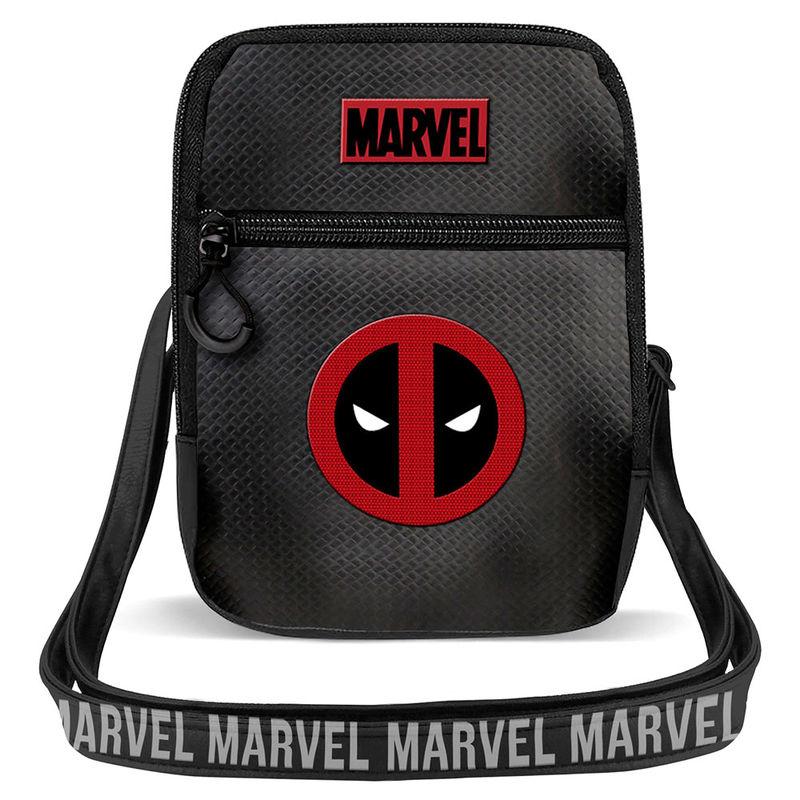 Bolso bandolera Deadpool Marvel