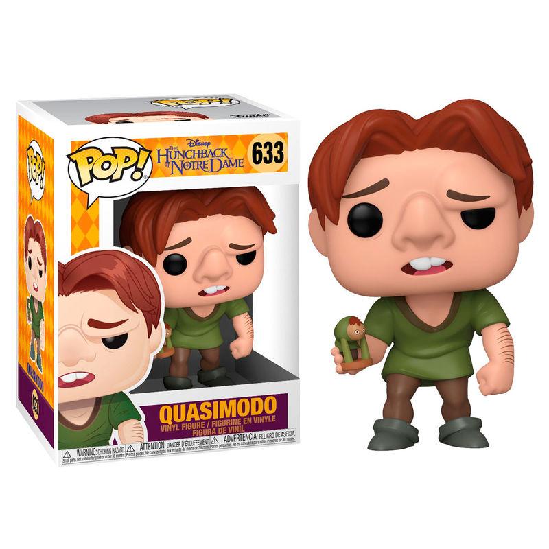 Funko POP o Figura POP Disney El Jorobado de Notre Dame Quasimodo
