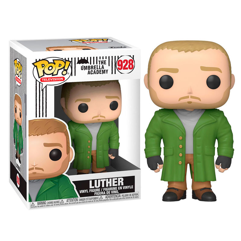 Figura POP Umbrella Academy Luther Hargreeves 889698445108