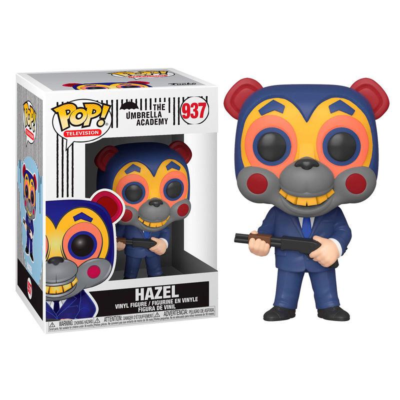 Figura POP Umbrella Academy Hazel with mask 889698450553