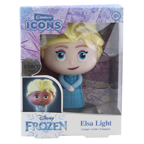 Lampara Icons Elsa Frozen Disney