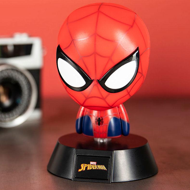 Lampara Icons Spiderman Marvel
