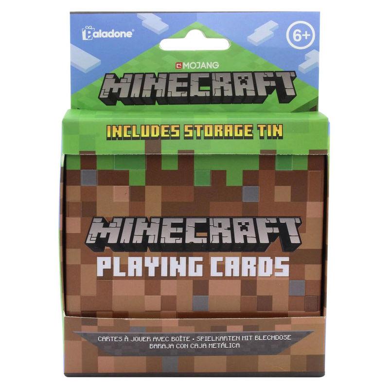 Baraja cartas Minecraft 5055964742218