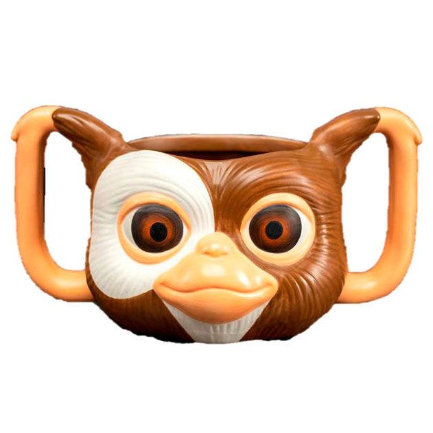 Taza 3D Gizmo Gremlins 5055964734824