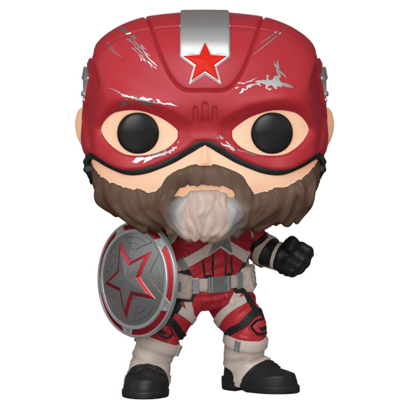 Funko POP o Figura POP Marvel Black Widow Guardián Rojo (1)