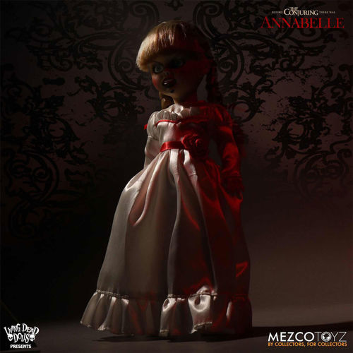 Living Dead Dolls Mezco Toys Figurine Annabelle The Conjuring