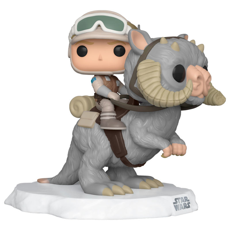 Funko POP o Figura POP Star Wars Luke on Taun Taun