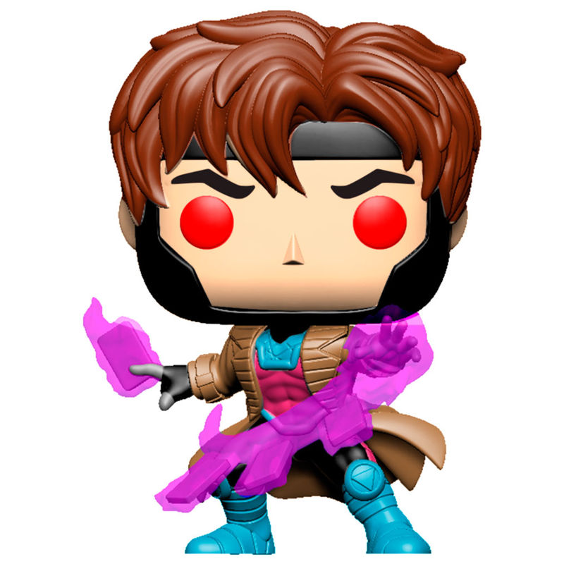 Funko POP o Figura POP Marvel X-Men Classic Gambit with Cards