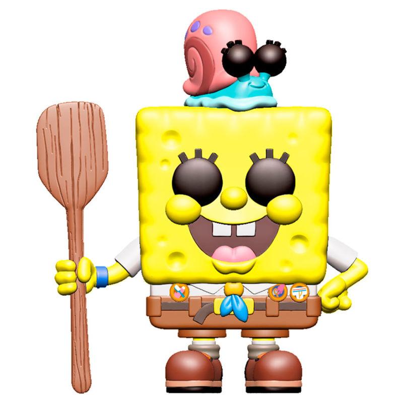 Funko POP o Figura POP Sponge Bob SpongeBob in Camping Gear