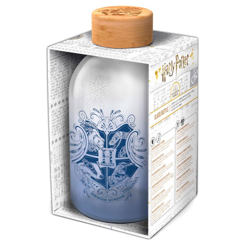 Botella cristal Harry Potter 620ml