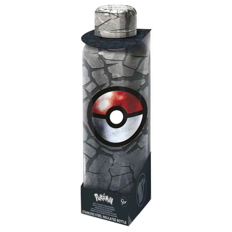Botella acero inoxidable Pokemon Distorsion 515ml
