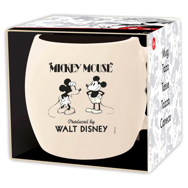 Taza Mickey 90 Disney 385ml