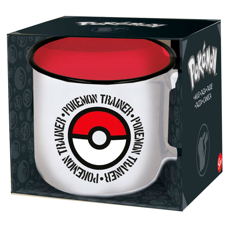 Taza Pokemon Distorsion 415ml