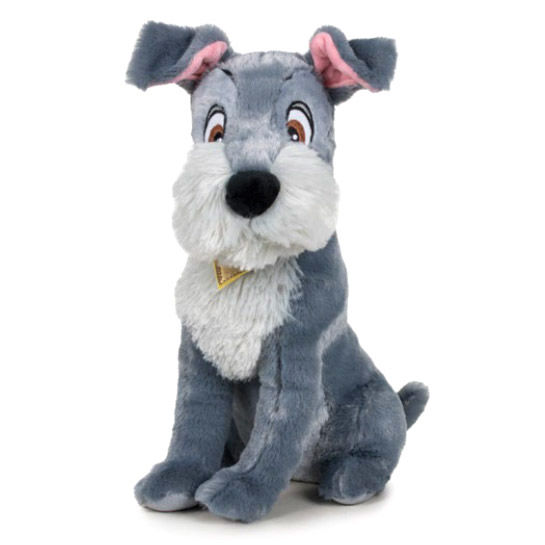 Disney The Lady And The Tramp Tramp Plush Toy 30cm Ociostock Wholesaler Distributor