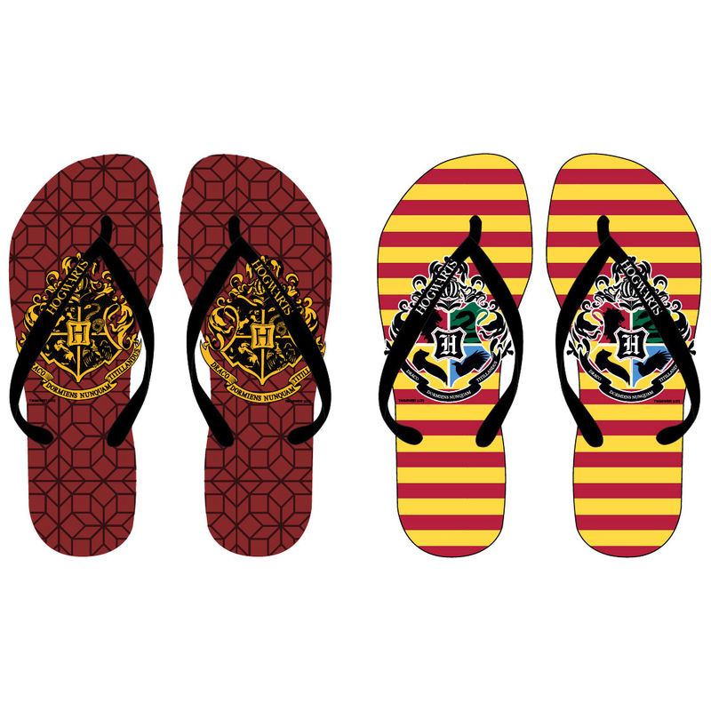 Chanclas Harry Potter surtido
