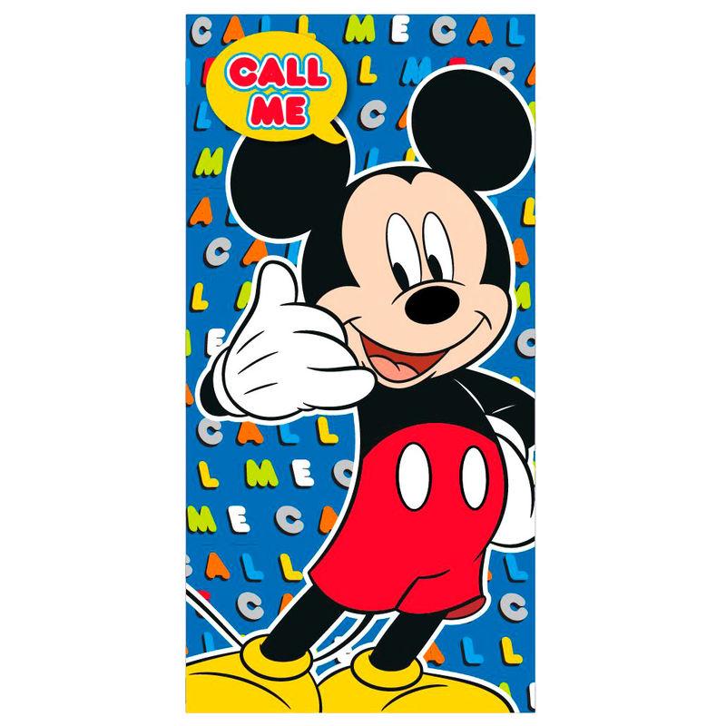 Toalla Mickey Disney microfibra