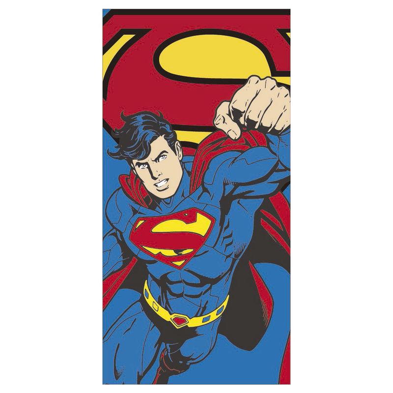 Toalla Superman DC Comics microfibra