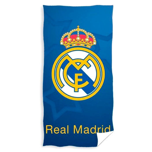 Toalla Real Madrid microfibra 5902689414473