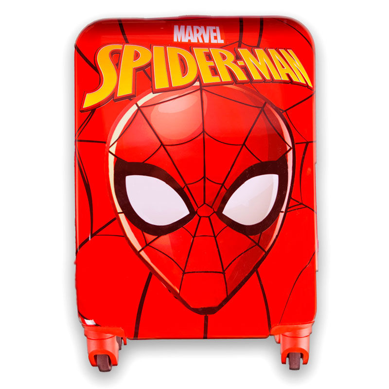 Maleta trolley ABS Spiderman Marvel 4r 48cm