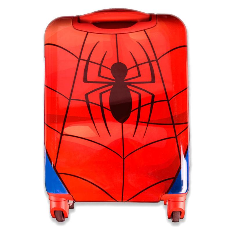 Maleta trolley ABS Spiderman Marvel 4r 48cm (2)