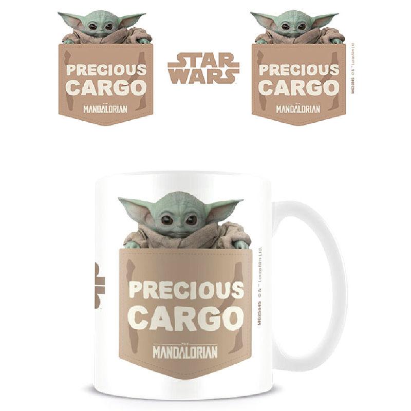 Taza Precious Cargo The Mandalorian Star Wars Baby Yoda