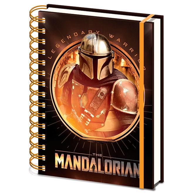 Cuaderno A5 The Mandalorian Star Wars